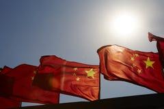 Indicateur de la Chine Photographie stock