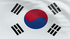 Indicateur de la Corée clips vidéos