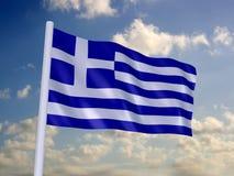 Indicateur de la Grèce Photos stock