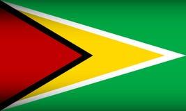 Indicateur de la Guyane illustration de vecteur