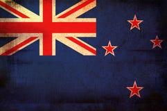 Indicateur de la Nouvelle Zélande Photos stock