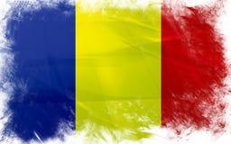 Indicateur de la Roumanie illustration libre de droits