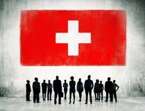 Indicateur de la Suisse images stock