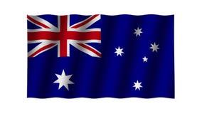Indicateur de ondulation de l'Australie animation longueur Fond banque de vidéos