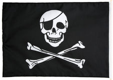 Indicateur de pirate Images stock