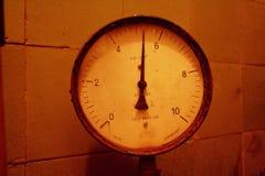 Indicateur de pression Photos stock