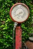Indicateur de pression Photo libre de droits