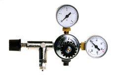 Indicateur de pression Photo stock