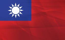 Indicateur de Taiwan illustration de vecteur