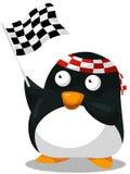 Indicateur de transport de pingouin illustration libre de droits
