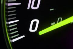 Indicateur de vitesse Photos stock