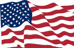 Indicateur des Etats-Unis Image libre de droits
