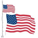 Indicateur des Etats-Unis Photo stock