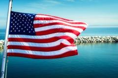 Indicateur des Etats-Unis Lizenzfreies Stockbild