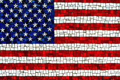 Indicateur des Etats-Unis d'Amérique Photo libre de droits