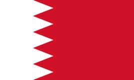 Indicateur du Bahrain Image libre de droits