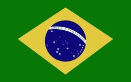 Indicateur du Brésil Image stock