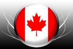 Indicateur du Canada Photos libres de droits