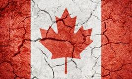 Indicateur du Canada Images stock