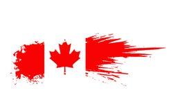 Indicateur du Canada illustration libre de droits