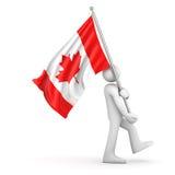 Indicateur du Canada illustration de vecteur