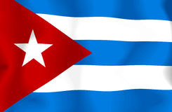 indicateur du Cuba Photo stock