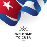 Indicateur du Cuba Vecteur illustration libre de droits