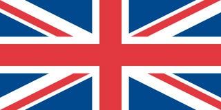 Indicateur du Royaume-Uni Images libres de droits