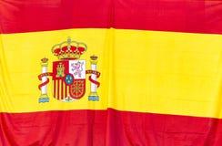 Indicateur espagnol Photographie stock libre de droits