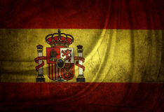 Indicateur espagnol Images stock
