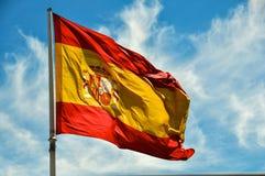 Indicateur espagnol Image stock