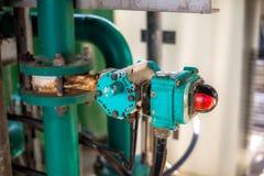 Indicateur et instrument de pression images stock