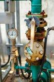 Indicateur et instrument de pression photos stock