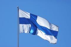 Indicateur finlandais Image libre de droits