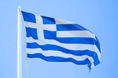 Indicateur grec Images stock