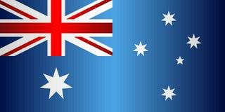 Indicateur grunge de l'Australie illustration de vecteur