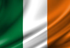 Indicateur irlandais Photo stock