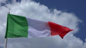 indicateur Italie 4K banque de vidéos