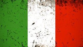 indicateur Italie Vieux fond grunge patriotique de texture de cru ?l?ment de conception illustration de vecteur