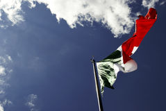 Indicateur mexicain photo stock