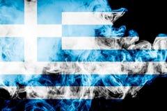 Indicateur national de la Grèce photo libre de droits