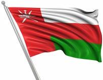 indicateur Oman illustration de vecteur