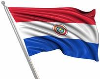 indicateur Paraguay illustration libre de droits