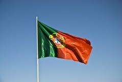 Indicateur portugais Photographie stock libre de droits