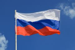 indicateur Russie photo libre de droits
