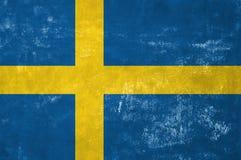 Indicateur suédois photo libre de droits