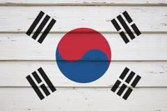 Indicateur sud-coréen photo stock