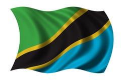 indicateur Tanzanie illustration libre de droits