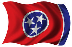 indicateur Tennessee illustration stock