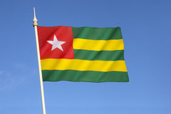indicateur Togo Photos stock